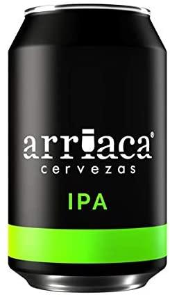Cervezas Arriaca IPA lata