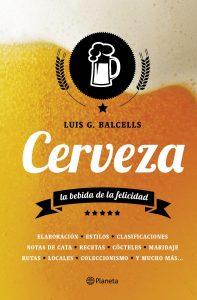 Cerveza libro Luis Balcells