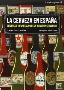 La Cerveza En España libro