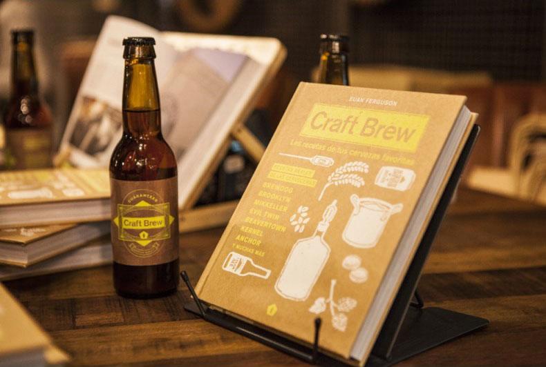 Craft Beer recetas de cerveza libro Euan