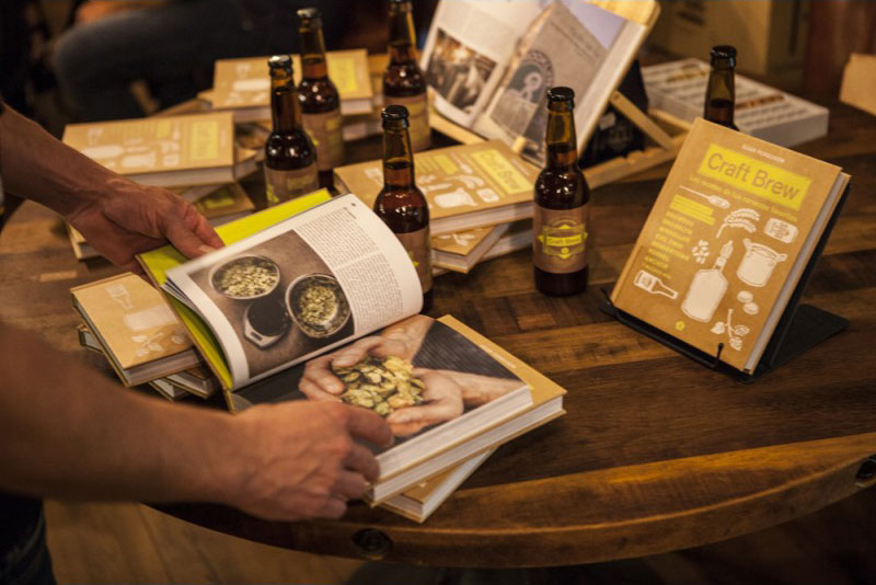 Craft Beer Recetas libro Euan