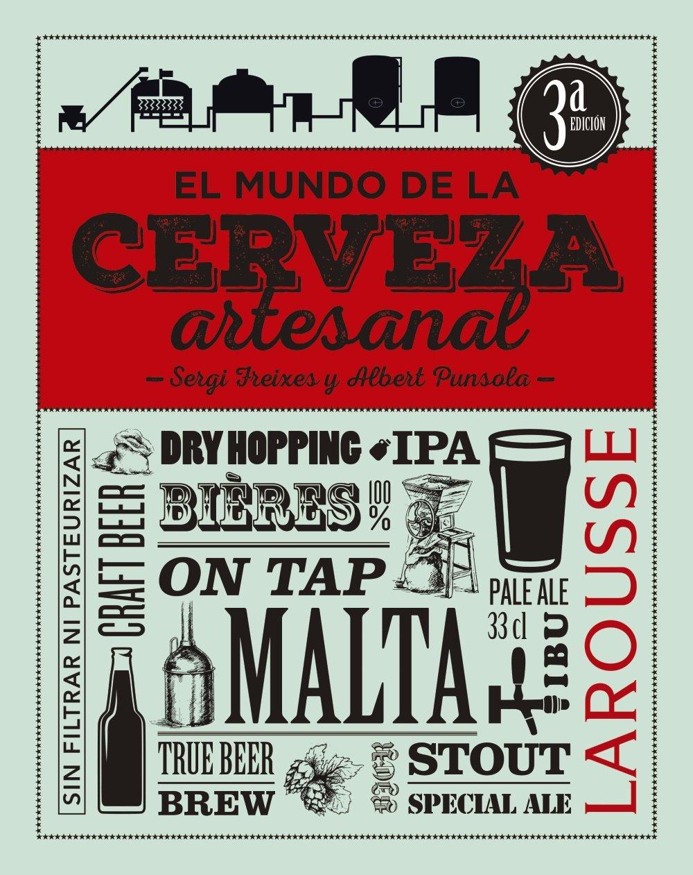Libro El Mundo de la Cerveza Artesanal