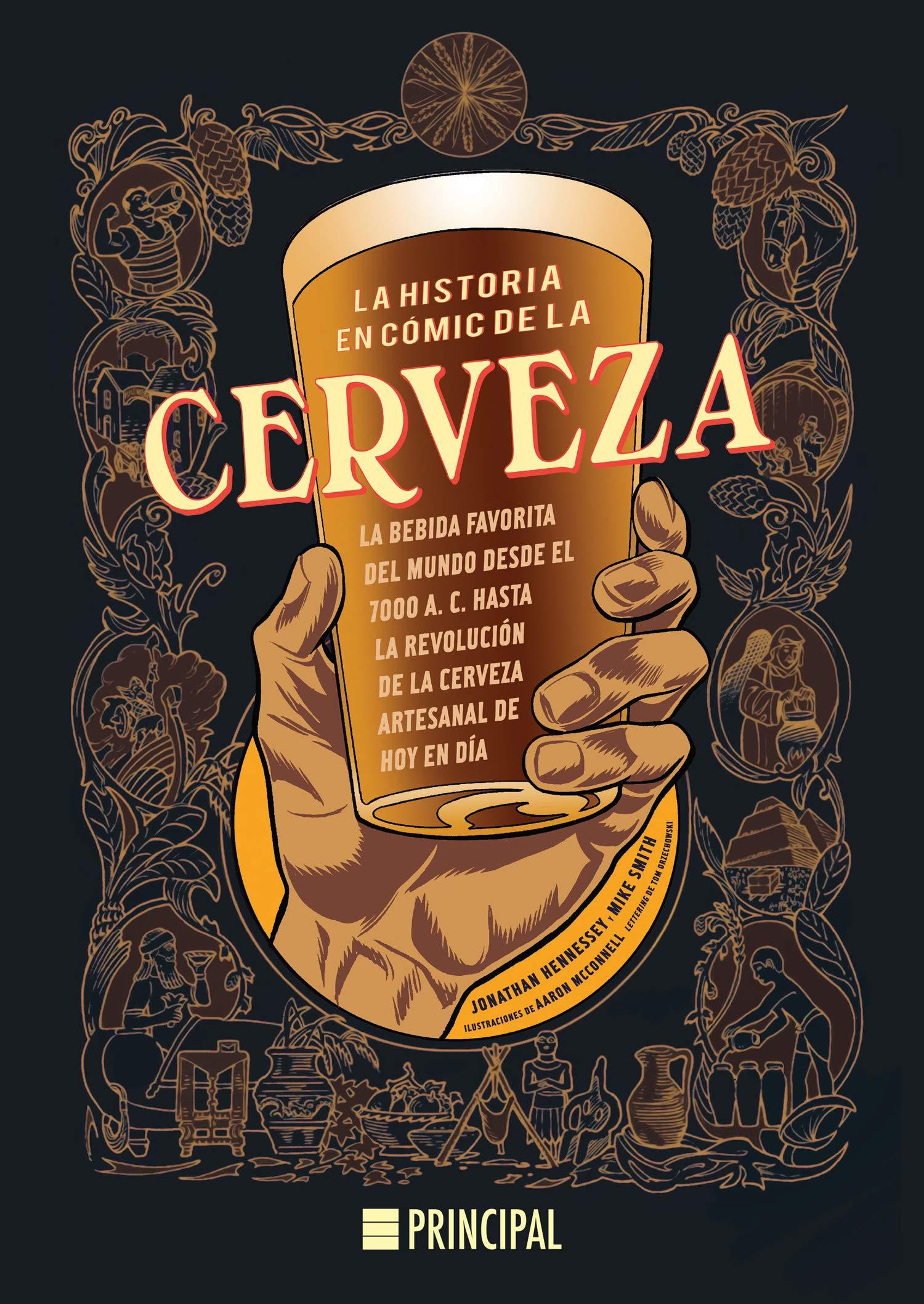Historia Cerveza Comic