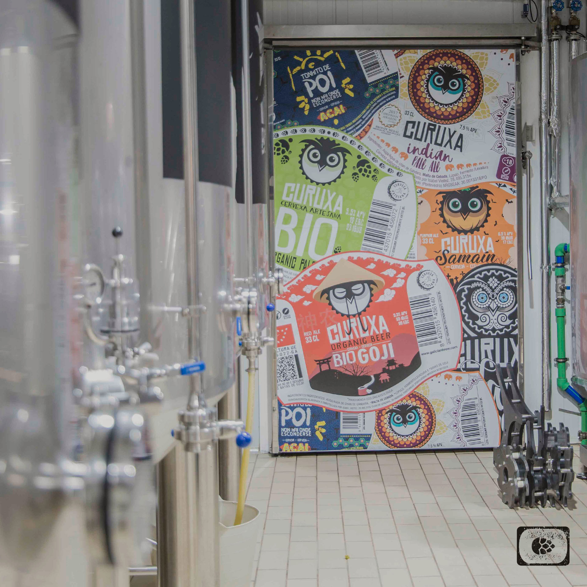Galician Brew fabrica