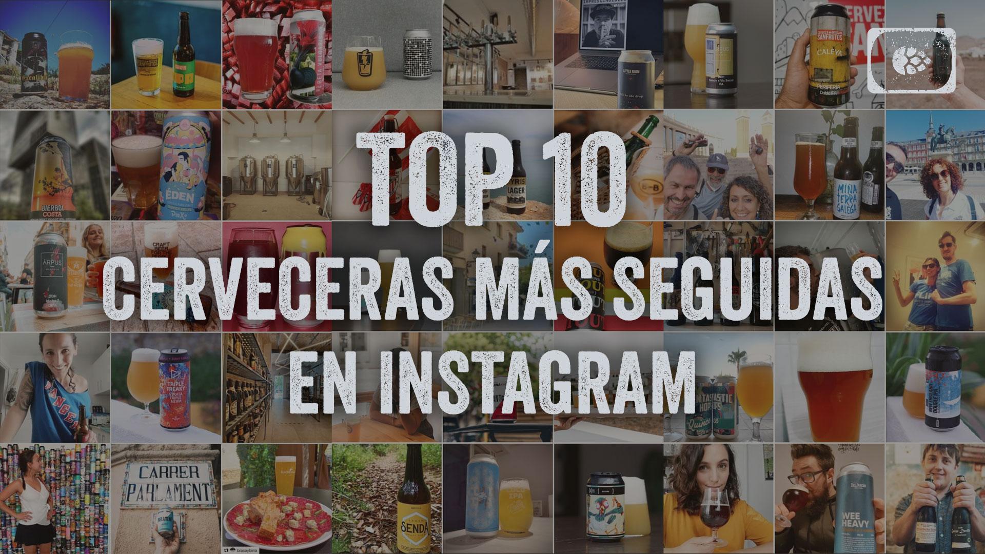 10 cuentas cervezas más seguidas en Instagram