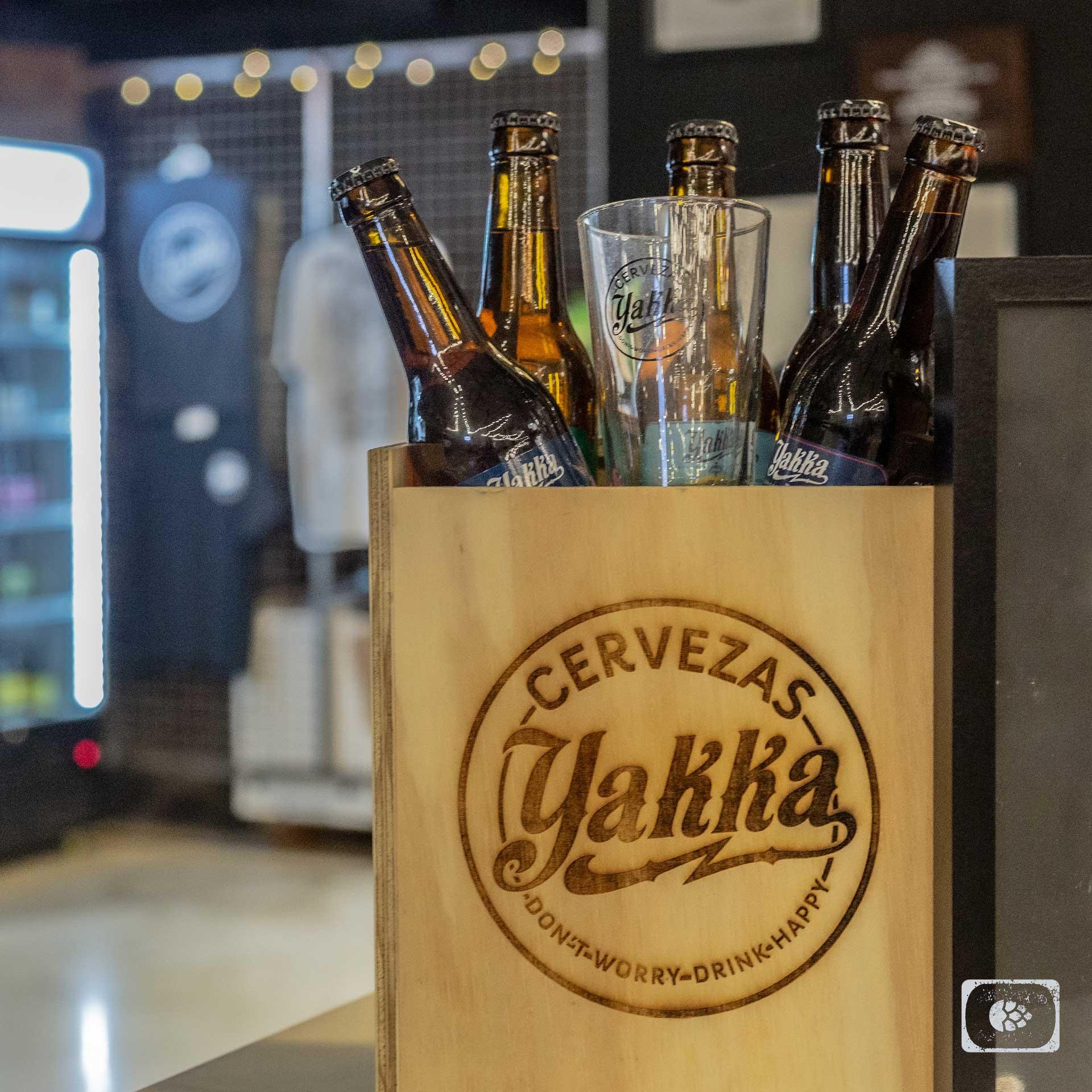 Yakka Cervezas
